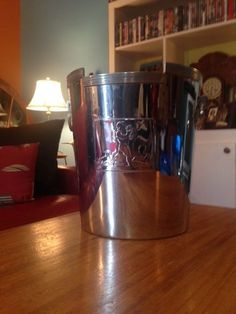Chase Copper and Brass, (Chase Chrome) Art Deco Rare Rockwell Kent Wine Bucket #ChaseCopperandBrass