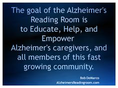 The Alzheimer's Reading Room Knowledge Base is intelligent, and one of the best sources of information and help for caregivers and families..  Have you tried it?  http://www.alzheimersreadingroom.com/2014/04/alzheimers-information-and-help.html  #alzheimersreadingroom