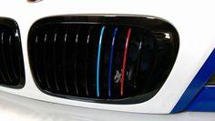 M Color Grill kidney stripe decals for bmw e46 X3 X5 X6 330 320 530 M3 M5 M6 E36 E46 E92 on Etsy, $8.99
