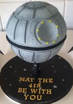 Death star cake - Cake by Vanessa