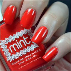 Mint Polish Sweet Liberty