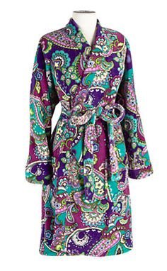 #MySuiteSetupSweepstakes This robe has a beautiful design that will be perfect for me to hang up in my dream room!
