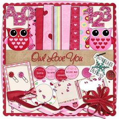 Free Scrapbook Downloads