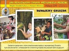 Miejscki Ośrodek Kultury Nowy Wiśnicz Akademie Przyjaciól Pszczół