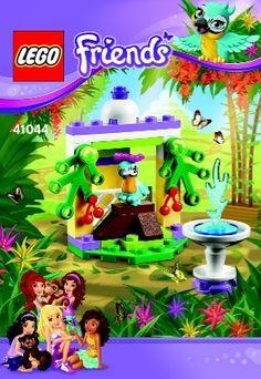 lego friends 41111 instructions