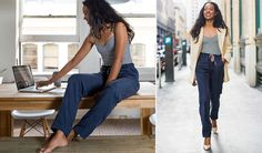 Comfy, casual drawstring pants for bouncing between work and play.