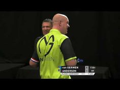 Happy St. Patrick's Day to MVG! Wins Players Championship Five in Spectacular Fashion!! - YouTube #darts