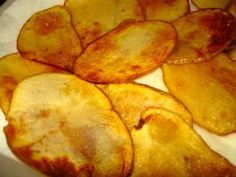 Homemade Potato Chips Recipe - Weird but true: An angry chef accidentally invented potato chips on a moving train