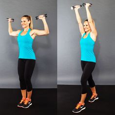 The Tank Top Arms Workout