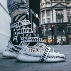 Off-White X Yeezy
