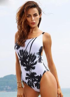 Material: Polyester Pattern Type: Print Fit: Fits smaller than usual. Please check this store's sizing info Item Type: One Pieces Sport Type: Swim Support Type: Wire Free With Pad: Yes Notes: Images are for reference only. Colors on your computer monitor may differ slightly from actual product colors depending on your monitor settings.