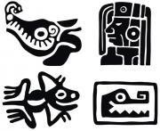 Mayan Patterns