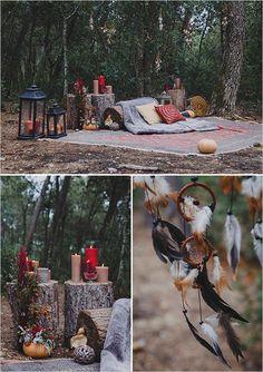 wedding seating area #outdoorweddingdecor @weddingchicks