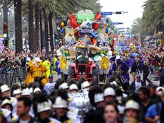 Mardi Gras in New Orleans : Arts and Culture : Travel Channel