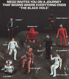 The Black Hole Figures