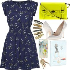 """""""Never stop dreaming"""" by prettyorchid22 on Polyvore"""