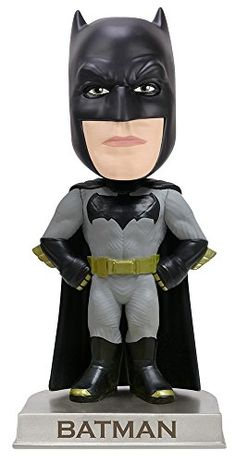 Funko Wacky Wobbler: Batman vs Superman - Batman Action Figure
