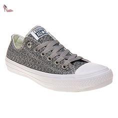 Converse Chuck Taylor All Star Ii Low Femme Baskets Mode Gris - Chaussures converse (*Partner-Link)