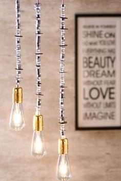 Diseños en lámparas para todos los gustos y necesidades. #Iluminación