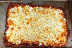 Malibu Farm's Cauliflower Pizza