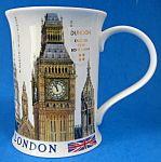 Big Ben mug 5 O Clock Tea, Big Ben, Scandinavian, Tea Pots, Mugs, Tableware, Teacups, Kiwi, Scotland