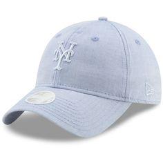 5650909ea4c87 Women s New York Mets New Era Royal Crisp Pick 9TWENTY Adjustable Hat