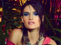 Blushes para o verão valorizam o bronzeado (Foto:  Manuel Nogueira/Arquivo Vogue)
