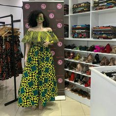 Items similar to Ankara wax printed dress/ kitenge long dress for women's on Etsy African Fashion Ankara, Latest African Fashion Dresses, African Dresses For Women, African Print Fashion, African Attire, African Wear, Aso Ebi Lace Styles, Maxi Styles, Long Gown Dress