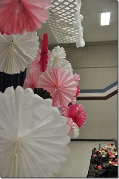 tissue paper decorations how-to