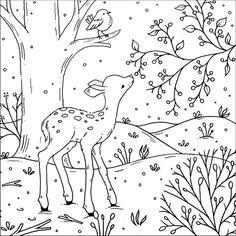 Nina Stajner, cute, illustration, art