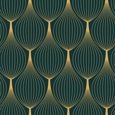 Onion Skin - Guilded – The Detroit Wallpaper Co.You can find Designer wallpaper and more on our website.Onion Skin - Guilded – The Detroit Wallpaper Co. Wallpaper Art Deco, Custom Wallpaper, Of Wallpaper, Designer Wallpaper, Pattern Wallpaper, Luxury Wallpaper, Motif Art Deco, Art Deco Design, Art Deco Art