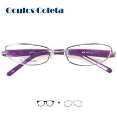 5809320034 Italy designer titanium prescription glasses for women aspheric lenses   sunglasses  glasses  readingglasses