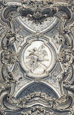 Anon. (Italian). A Baroque Ceiling.