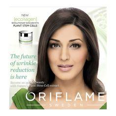 Ecollagen Wrinkle Correcting Day Cream SPF 15- Oriflame