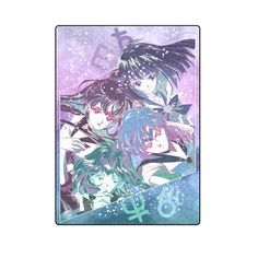 Outer Senshi Blanket 58
