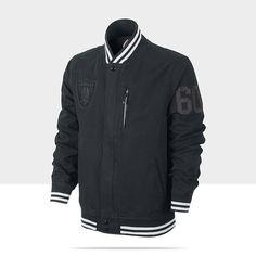 551f95c5d Nike 1960 Canvas Destroyer (NFL Raiders) Men s Jacket