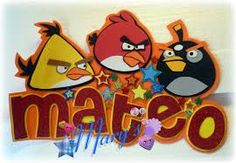 letrero Angry Birds, Silhouette Cameo, Banners, Lily, Tutorial, Cute, Party Ideas, Google, Decorated Letters