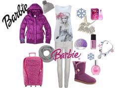"""I LOVE Barbie!!!"" by leedoll on Polyvore"