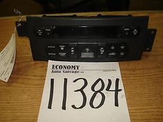 nice CHRYSLER PACIFICA HeatAC Controller front automatic temp control-dual zone 08 - For Sale