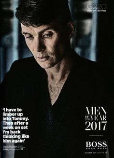 Cillian Murphy for GQ (October Cillian Murphy Peaky Blinders, Blue Eyed Men, Best Dressed Man, Fantasy Male, Love And Lust, Interesting Faces, Attractive Men, New Artists, Hot Boys