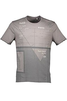 GUESS JEANS M61I19I3Z00 T-SHIRT MANICHE CORTE Men GRIGIO XS  buy now from Amazon £31.50  7 for all mankind, calvin jeans, Corte, Diesel, dl1961, g-star, GRIGIO, Guess, guess jeans, Hollister, Hudson, hudson jeans, j brand, jeans, levi, lucky brand, M61I19I3Z00, MANICHE, Men, paige jeans, pepe jeans, Superdry, true religion, Tshirt, Xs