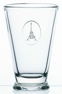 (6) EIFFEL TOWER LONG DRINK 11 OZ LR6220-01 Price: $28.50 To order call 905·885·9250. (Prices subject to change without notice)