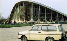 Soviet Union, East Germany, and Yugoslavia Photos East Germany, Retro Futurism, Soviet Union, Macedonia, Eastern Europe, Romania, Restoration, Mid Century, Architecture