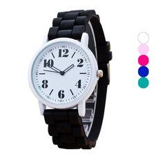 Creative Elegant New Watch Women Silicone Motion Quartz Watches relogio feminino bayan kol saati
