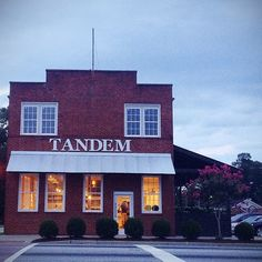 Tandem Crêperie & Coffeehouse in Travelers Rest, SC // yeahTHATgreenville