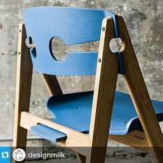 #Repost @designmilk  We found lots of good stuff at @thedesignjunction Edit in Milan including this bamboo flat pack chair by We Do Wood. by thedesignjunction