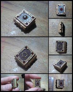 handmade miniatur books, http://maylar.deviantart.com/gallery/ many more!