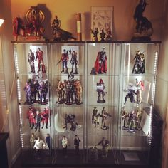 Detolf (IKEA) setup, by Chad Lawless