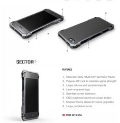 ElementCase Sector 5 Case for iPhone 5 Is… Gorgeous | Gear Diary
