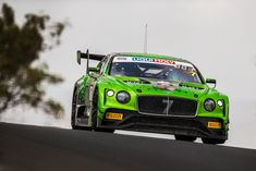 The Continental GT has demonstrated its ability this weekend, first by taking overall victory in Continental form at the Bathurst 12 Hour. Bentley Gt3, New Bentley, Bentley Motors, Luxury Car Brands, Luxury Cars, Fire Suppression System, Racing Seats, Roll Cage, Bentley Continental